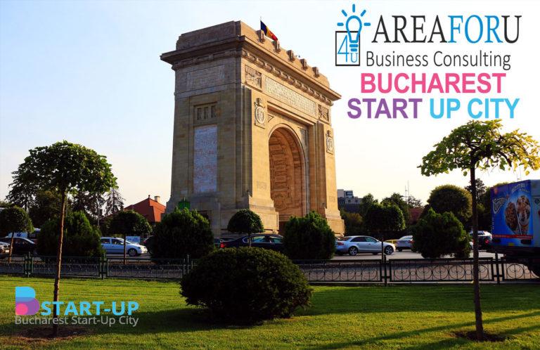 BUCHAREST START UP CITY