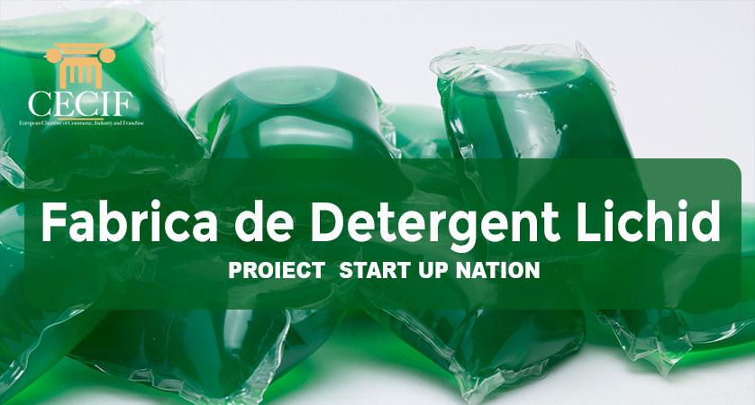 Detergent Lichid - Home Area4u