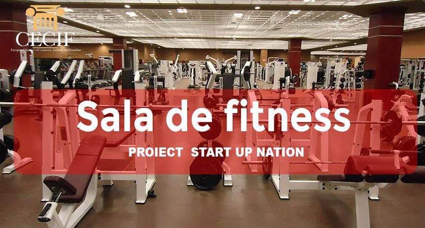 Sala de fitness - Home Area4u