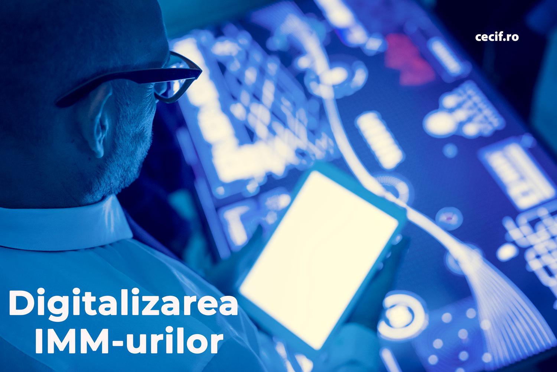 Digitalizarea IMM urilor - digitalizare imm fonduri