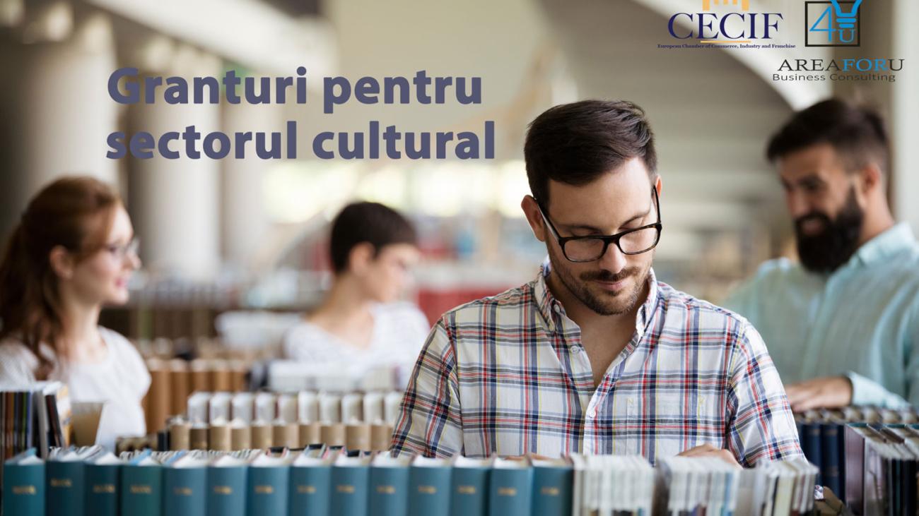 """Pentru a beneficia de acest ajutor, toate entitățile trebuie să se înscrie în registrul sectorului cultural, """"pe de o parte pentru a cunoaște exact impactul financiar și în același timp, ca o condiție pentru preînscrierea la aplicarea pentru aceste granturi"""", a adăugat vicepremierul. În ceea ce privește bugetul, se va porni cu bugetul estimat de 100 milioane de euro, """"urmând ca informațiile obținute din etapa de preînscriere să fie folosite pentru valoarea finală a acestei scheme de ajutor de stat"""". Ministrul Culturii, Bogdan Gheorghiu, a declarat faptul că tot astăzi, în cadrul ședinței de guvern programate la ora 18:00, va fi supus atenției un memorandum ce are drept obiect """"un nou acord de împrumut cu Banca de Dezvoltare a Consiliului Europei"""". Conform ministrului, acest acord vizează o sumă de 270 milioane de euro, destinați exclusiv infrastructurii din domeniul cultural. Schema de ajutor de stat este, conform ministrului Culturii, """"o schemă de ajutor de stat umbrelă"""", care vizează 5 măsuri. Beneficiarii menționați sunt cei care: Au desfășurat activități în ultimii 2 ani conform raportului de activitate asumat de reprezentantul legal al solicitantului în unul dintre domeniile: artele spectacolului (teatru, muzică, dans), artele vizuale (pictură, sculptură, film, fotografie), patrimoniu, carte, audio-vizual sau educație culturală Sunt înscriși în registrul sectorului cultural gestionat de Institutul Național pentru Cercetare și Formare Culturală la data depunerii proiectului – este o condiție obligatorie pentru a obține granturile, conform ministrului. Formularul și platforma vor fi disponibile de mâine, 19 noiembrie 2020, iar perioada de preînscriere se va încheia miercuri, 25 noiembrie 2020. Operatorii culturali care nu au venituri din vânzare din bilete vor fi beneficiari de microgranturi, a adăugat ministrul. Operatorii culturali care au organizat un festival cultural cu vânzare de bilete, valoarea maximă a ajutorului de stat este, echivalentul în lei, a 25% """