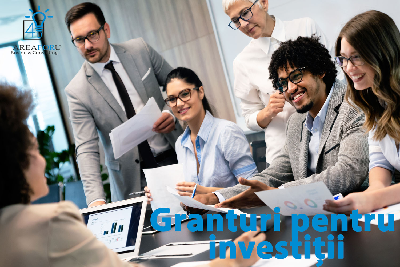 granturi investiti - Area4u